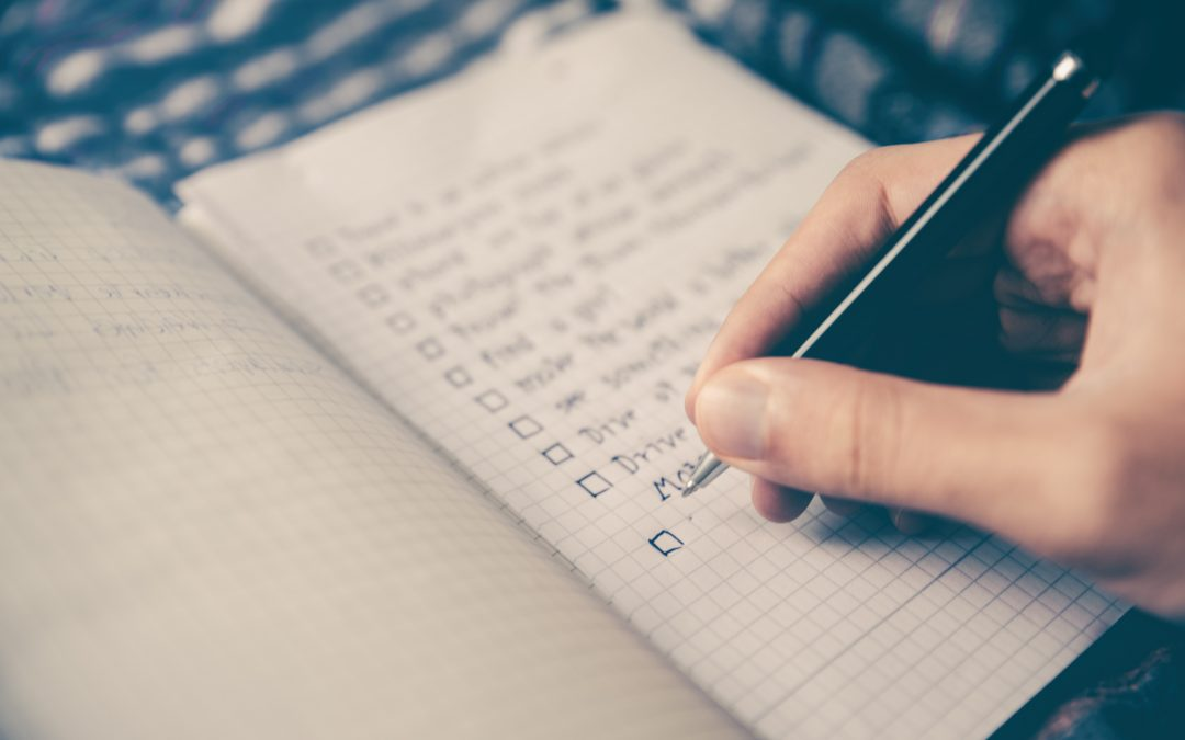 Write it, achieve it: Setting goals and staying accountable in your first year of university