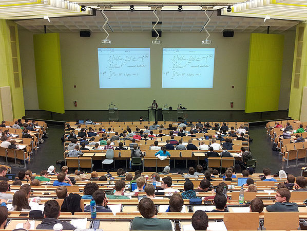 Here, there, anywhere: Is there a right or wrong place to sit in lecture?