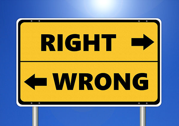 "How ""Right vs. Wrong"" Hurts Students: One Important Difference Between High School and University"